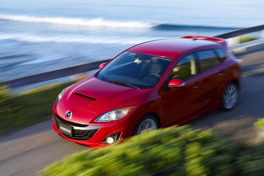 2010 Mazda MazdaSpeed3 Photo 4 of 21