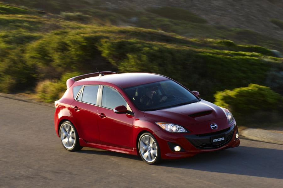 2010 Mazda MazdaSpeed3 Photo 5 of 21
