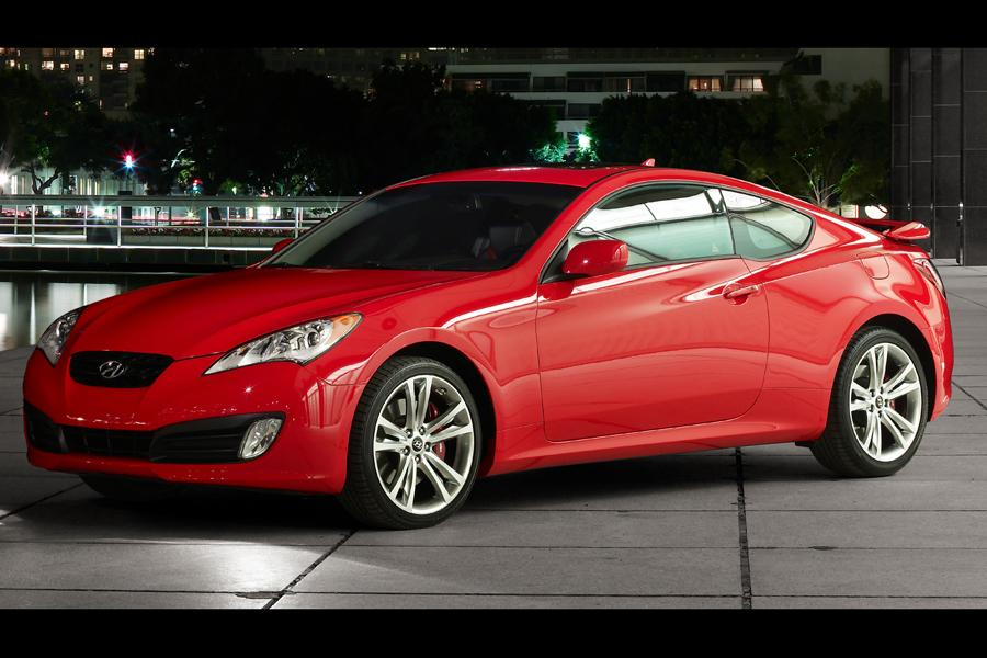 2010 Hyundai Genesis Coupe Specs Pictures Trims Colors