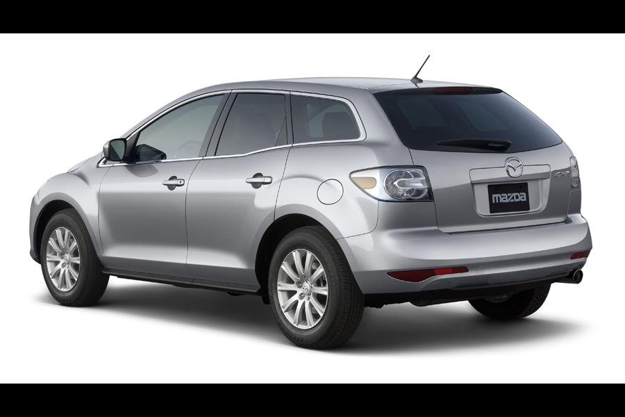 2010 mazda cx 7 reviews specs and prices. Black Bedroom Furniture Sets. Home Design Ideas