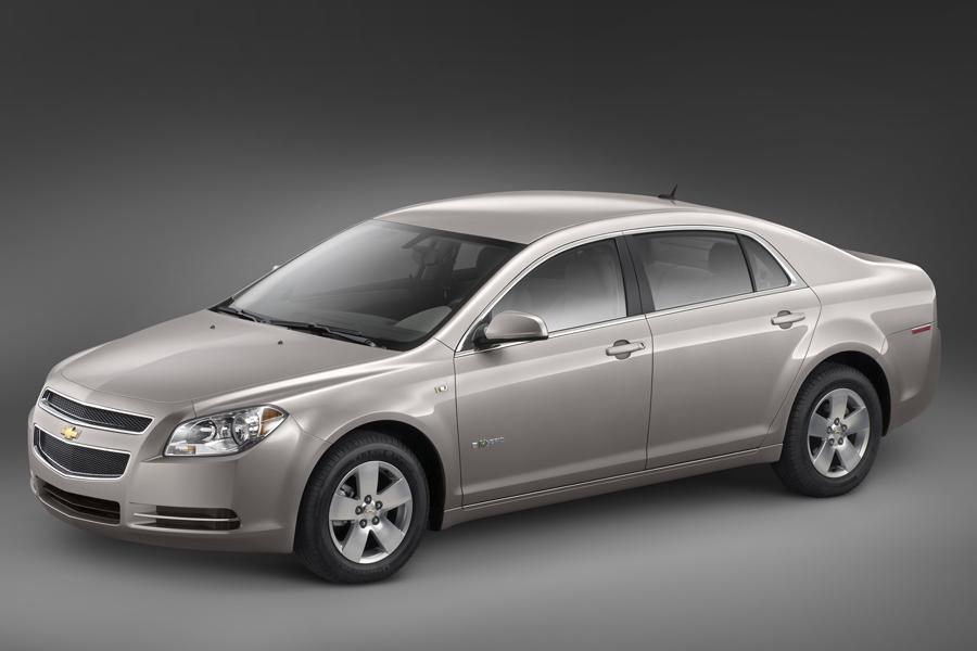 2009 chevrolet malibu hybrid overview. Black Bedroom Furniture Sets. Home Design Ideas