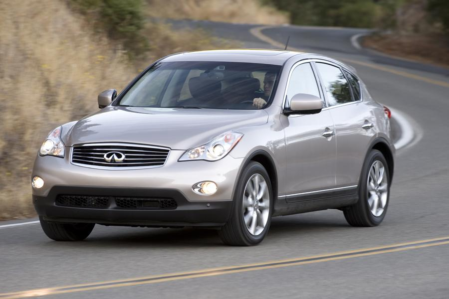 2009 INFINITI EX35 Photo 1 of 7