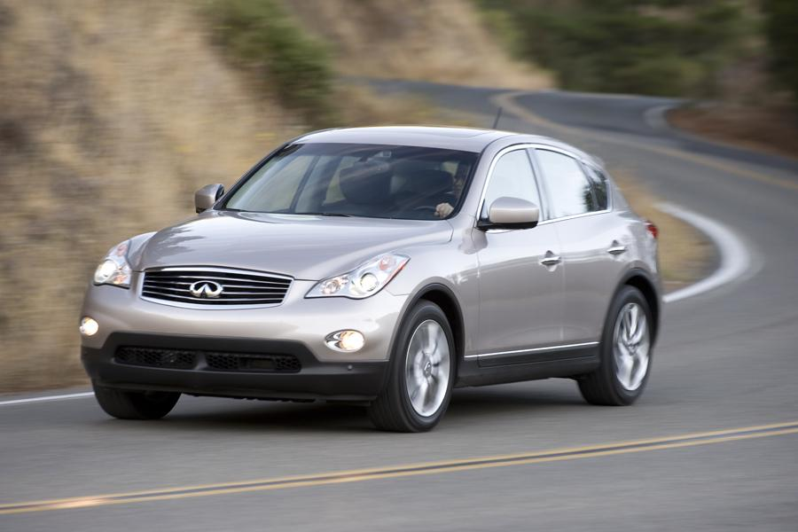 2009 INFINITI EX35 Photo 2 of 7
