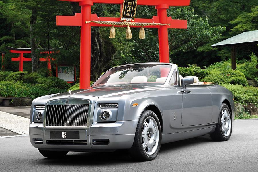 2009 Rolls-Royce Phantom Drophead Coupe Photo 1 of 8