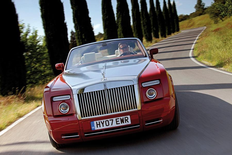 2009 Rolls-Royce Phantom Drophead Coupe Photo 2 of 8