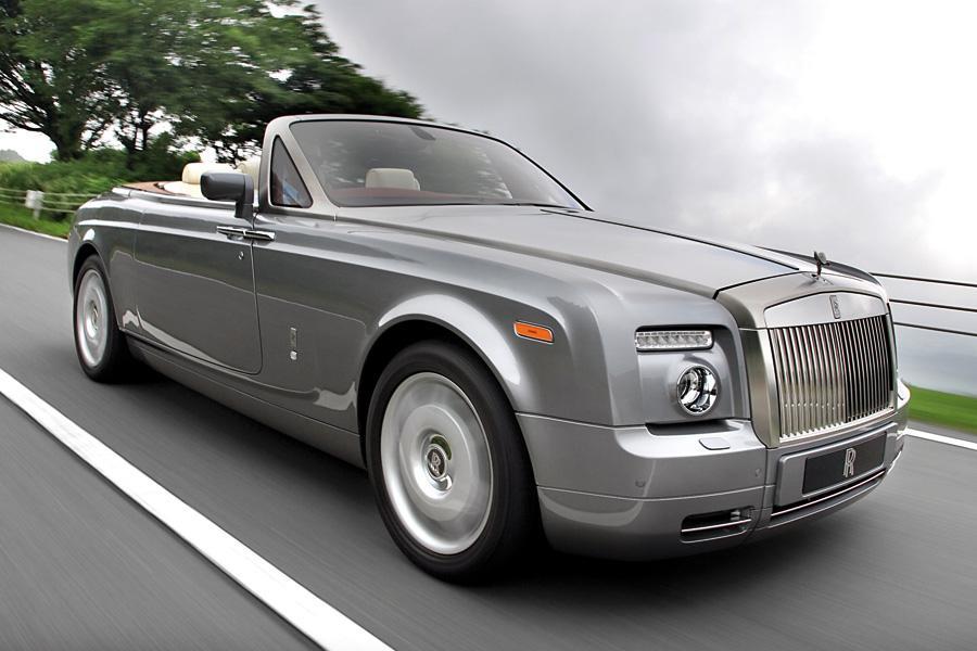 2009 Rolls-Royce Phantom Drophead Coupe Photo 5 of 8