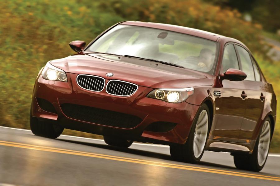 2010 BMW M5 Photo 6 of 20