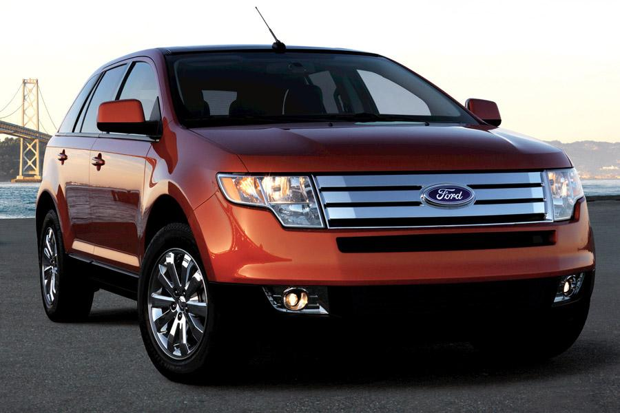 2010 Ford Edge Overview Cars Com