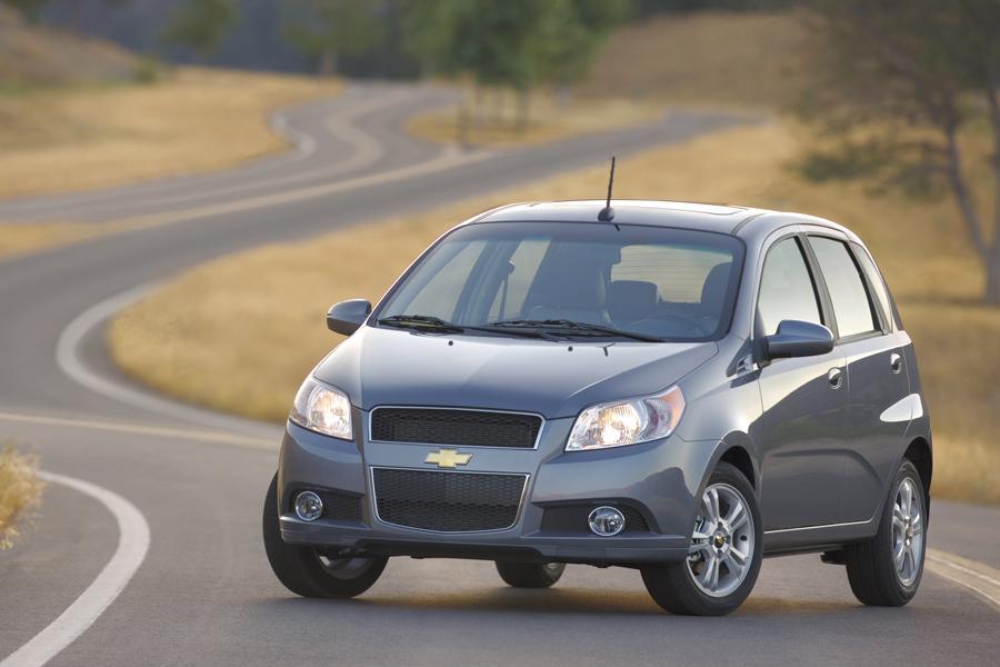 2010 Chevrolet Aveo Photo 6 of 22