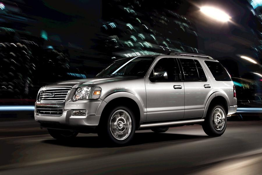 2010 Ford Explorer Photo 1 of 10