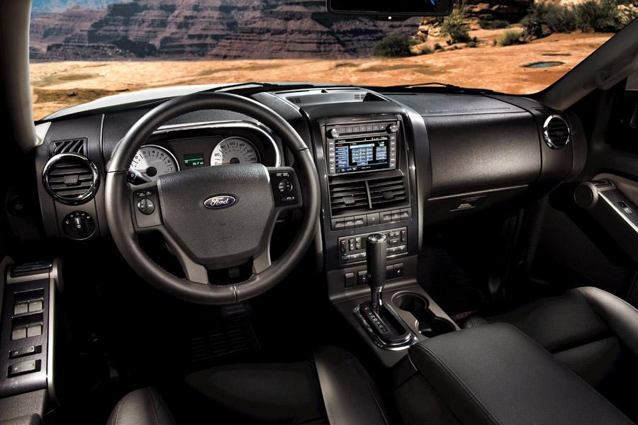 2010 Ford Explorer Sport Trac Specs Pictures Trims