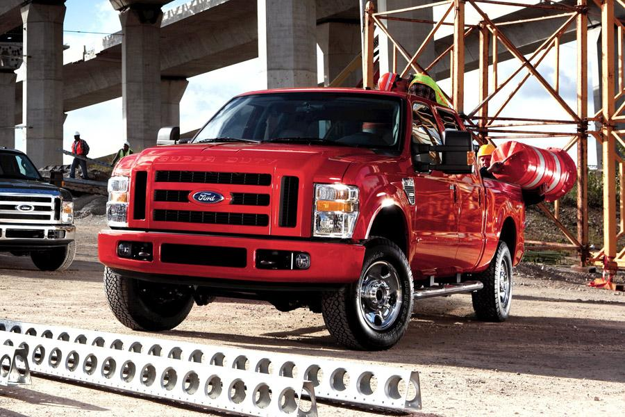 2010 Ford F-250 Photo 1 of 4
