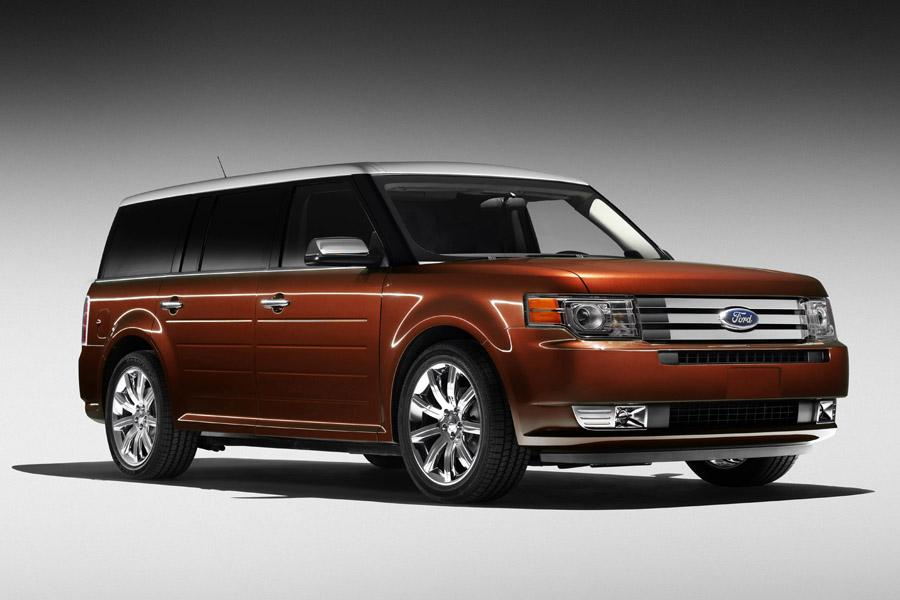 2010 Ford Flex Photo 1 of 19