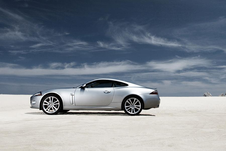 2010 Jaguar XK Photo 4 of 20