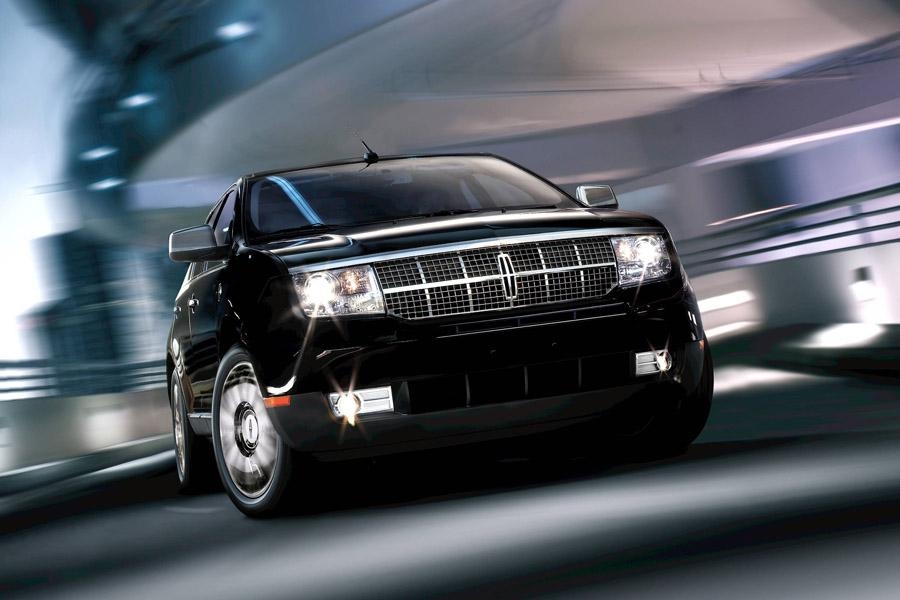 2010 Lincoln MKX Photo 3 of 9