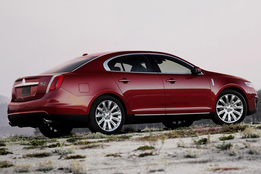 2010 Lincoln MKS Photo 3 of 21