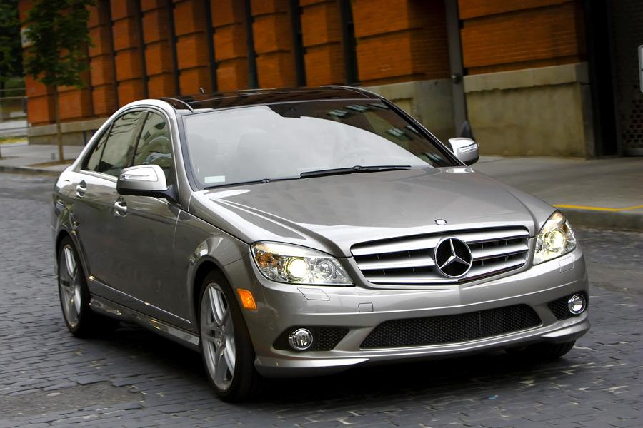 2010 mercedes benz c class specs pictures trims colors for Mercedes benz 2010 c class