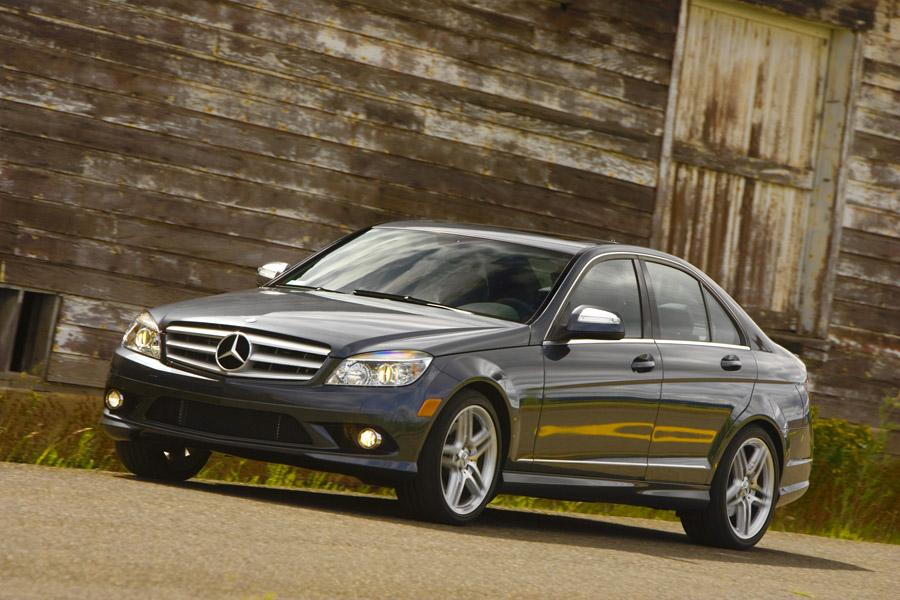 2010 mercedes benz c class reviews specs and prices. Black Bedroom Furniture Sets. Home Design Ideas