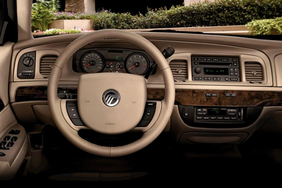 2010 mercury grand marquis overview. Black Bedroom Furniture Sets. Home Design Ideas