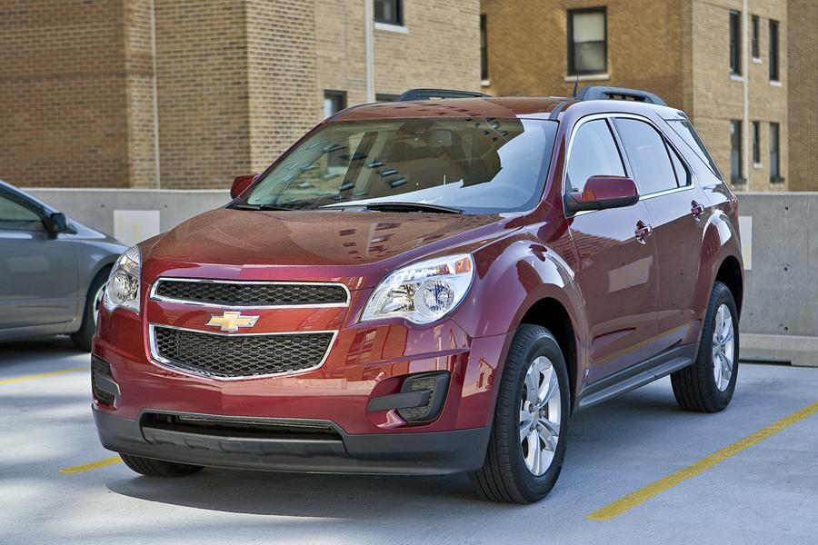 2010 Chevrolet Equinox Specs, Pictures, Trims, Colors ...