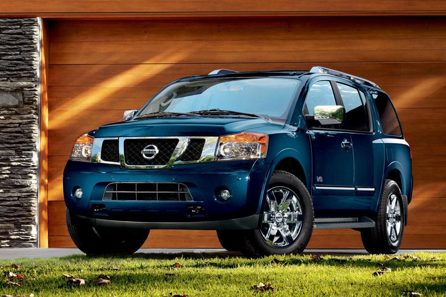 2010 Nissan Armada Photo 1 of 11