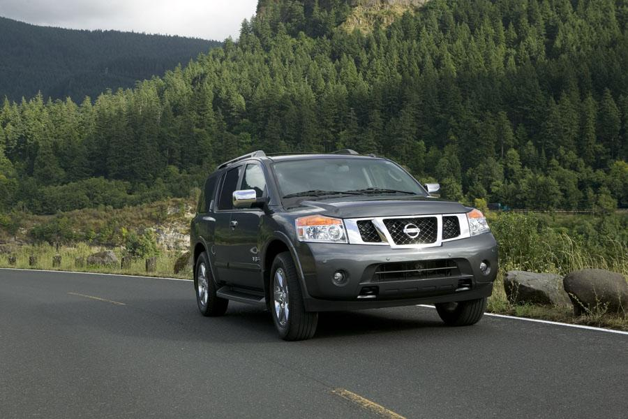 2010 Nissan Armada Photo 4 of 11