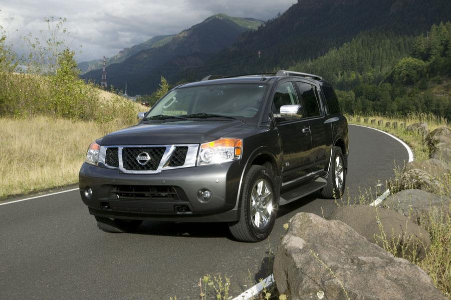 2010 Nissan Armada Photo 5 of 11