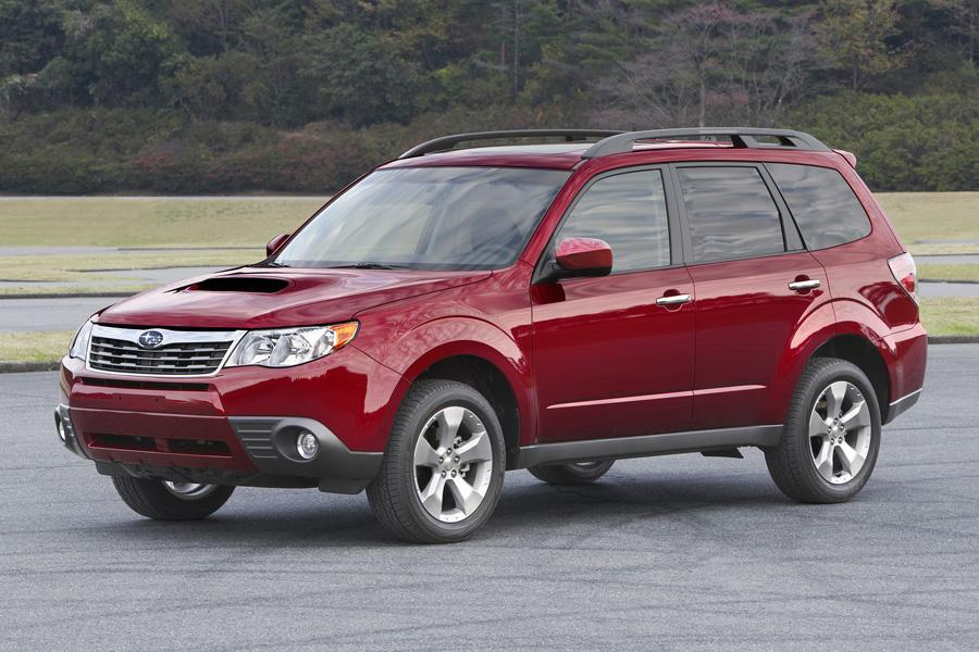2010 Subaru Forester Specs Pictures Trims Colors