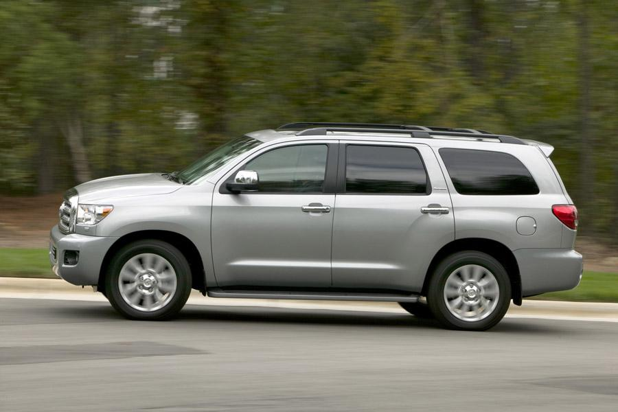 Toyota Sequoia For Sale >> 2010 Toyota Sequoia Reviews, Specs and Prices   Cars.com