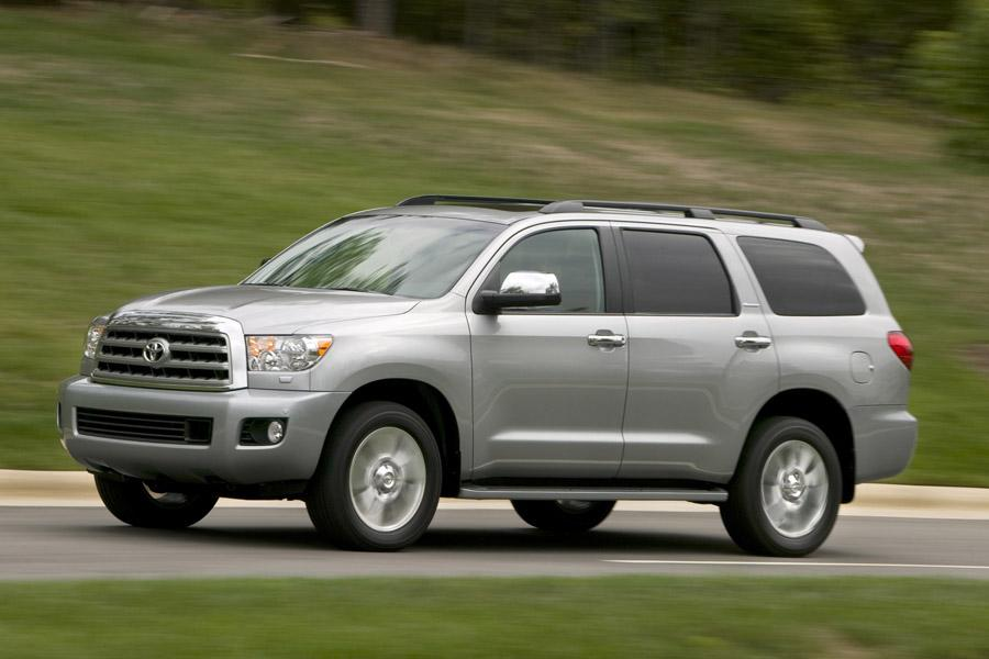 2010 toyota sequoia reviews specs and prices. Black Bedroom Furniture Sets. Home Design Ideas