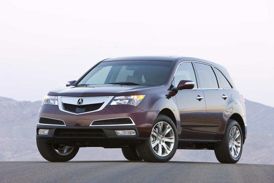 2010 acura mdx overview. Black Bedroom Furniture Sets. Home Design Ideas