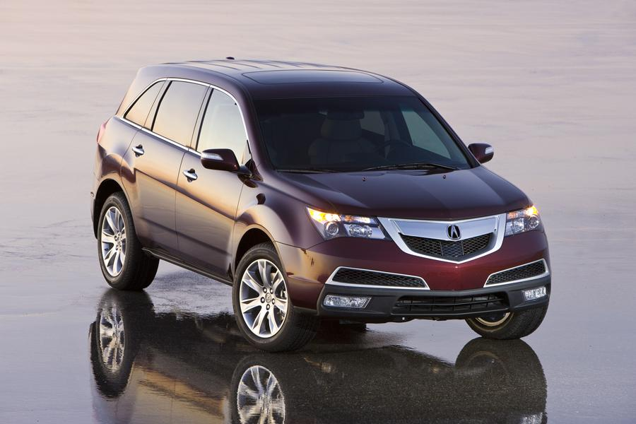 2010 Acura MDX Overview  Carscom
