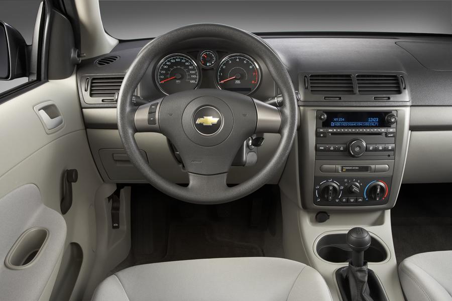 Chevrolet Cobalt Coupe Models Price Specs Reviews Cars Com
