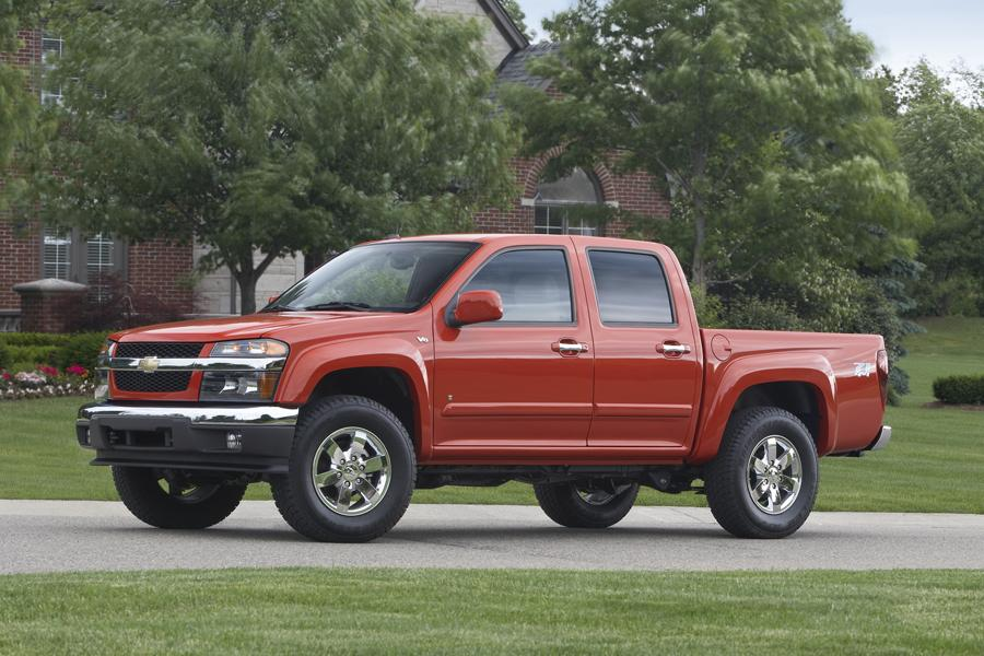 2010 Chevrolet Colorado Overview Cars Com