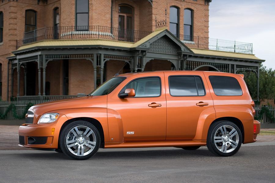 2010 Cobalt Ss >> 2010 Chevrolet HHR Reviews, Specs and Prices | Cars.com