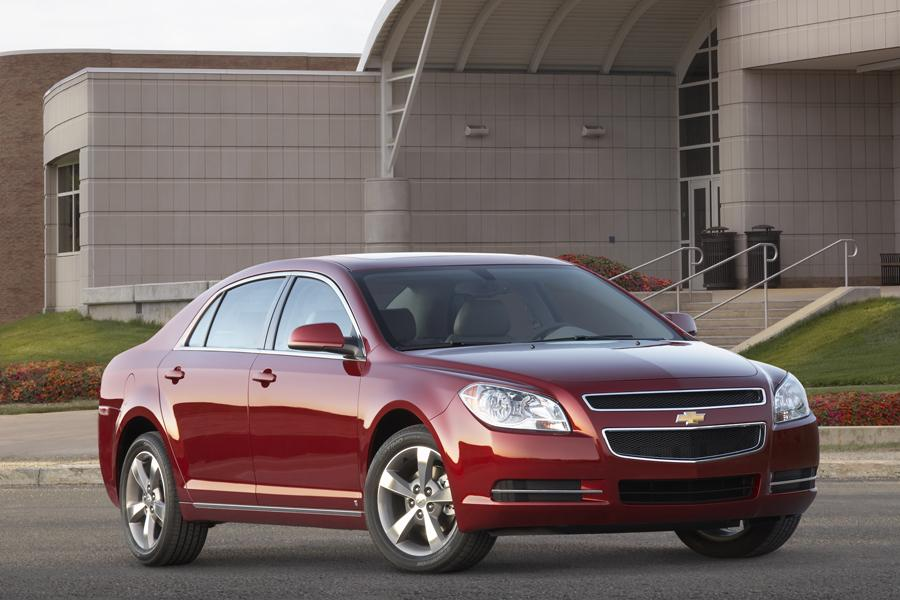 2010 Chevrolet Malibu Specs Pictures Trims Colors