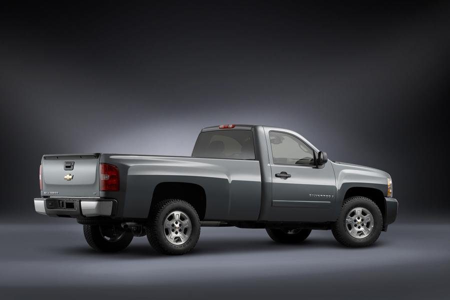 2010 Chevrolet Silverado 1500 Specs, Pictures, Trims ...