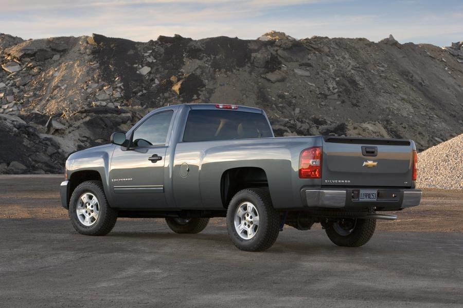2010 Chevrolet Silverado 1500 Specs, Pictures, Trims ...