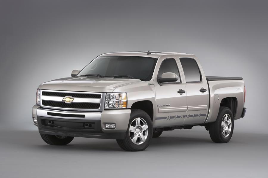 2010 Chevrolet Silverado 1500 Hybrid Photo 1 of 14