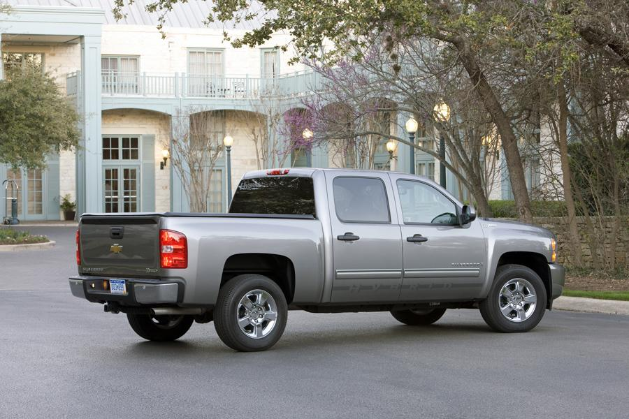 2010 Chevrolet Silverado 1500 Hybrid Photo 3 of 14