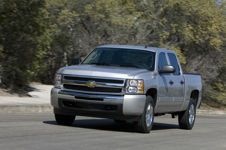 2010 Chevrolet Silverado 1500 Hybrid Photo 4 of 14