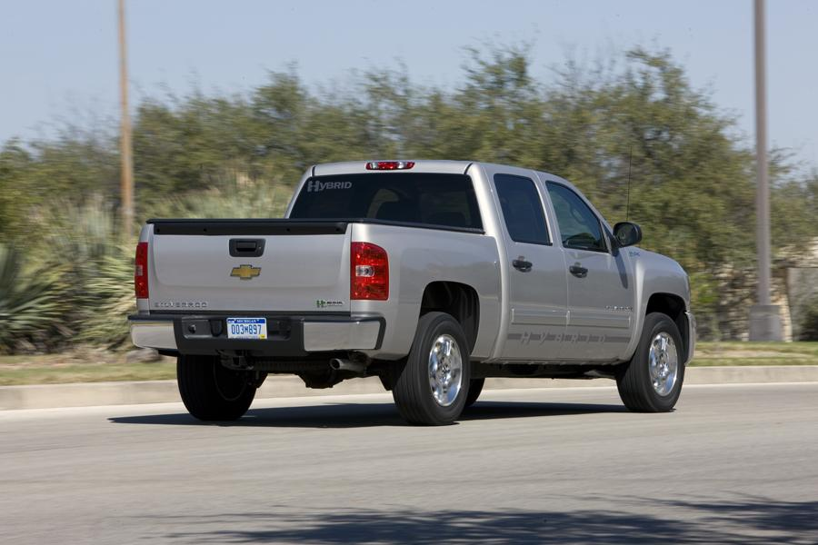 2010 Chevrolet Silverado 1500 Hybrid Photo 5 of 14