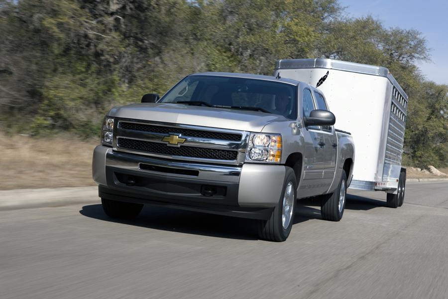 2010 Chevrolet Silverado 1500 Hybrid Photo 6 of 14