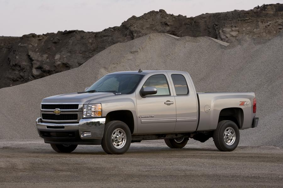 2010 Chevrolet Silverado 2500 Photo 1 of 9