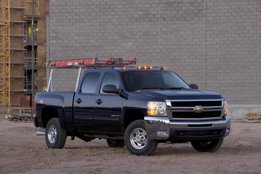 2010 Chevrolet Silverado 2500 Photo 3 of 9