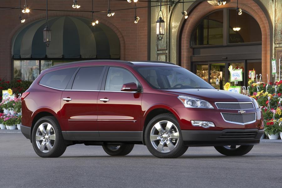 2015 Gmc Acadia For Sale >> 2010 Chevrolet Traverse Reviews, Specs and Prices | Cars.com