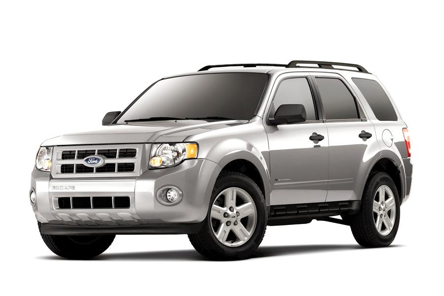 2010 Ford Escape Hybrid Overview  Carscom