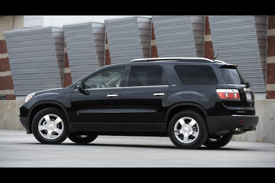 2010 GMC Acadia Specs, Pictures, Trims, Colors || Cars.com