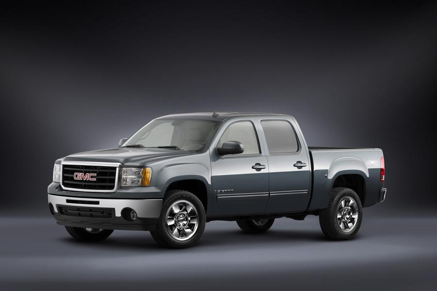 2010 GMC Sierra 1500 Photo 4 of 16