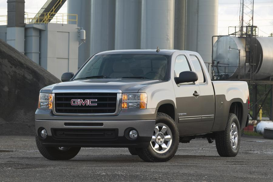 2010 GMC Sierra 1500 Photo 5 of 16